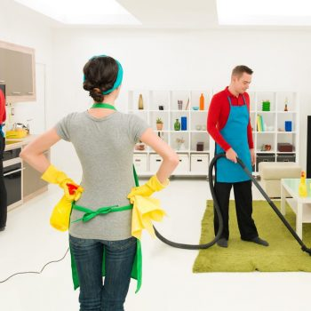 Hiring House Cleaning Services